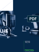 Festool UK Catalog  2013, tools, drill
