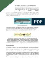 Sensores Del Sistema Analogico Al Sistema Digital