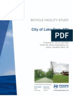 City of Lake Park Bicycle Facility Study - Final
