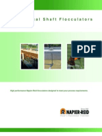 Vertical Shaft Flocculator - Brochure