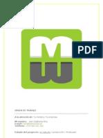 Webmarket.es Plantilla Orden de Trabajo v1.0