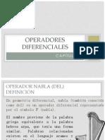 Cap1. Operadores Diferenciales