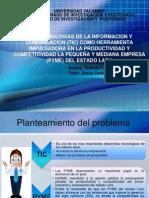 Presentacion Francis. Rodriguez