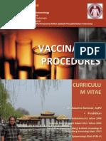 Vaccination Procedure