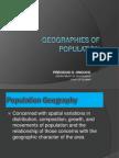 Population Geography