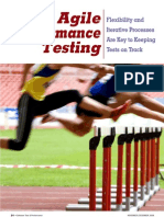 Agile Performance Testing STP09