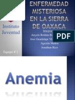 Enfermedad Misteriosa en La Sierra de Oaxaca