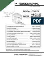 Sharp Ar 5320e