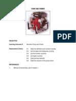 Pump and Primer