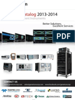 Genetron Catalog 2013-14