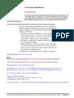 Pembahasan Soal Nomor 1 Essay Osn Kimia Tk Provinsi 2013 Seleksi Tim Osn 2014