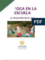 El Yoga en La Escuela-3 _anexo Ejercicios