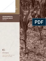 Crop Insurance and 2012  Drought
