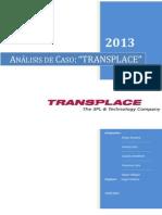 Informe Caso Transplace