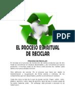 Proceso de Reciclar