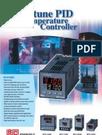 Auto Tunes Pid Temperature Controller