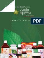 Balaji Tambe Product Catalog