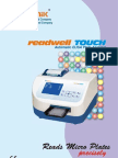 Robonik - Readwell TOUCH