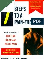 7 Steps to a Pain Free Life - Robin McKenzie