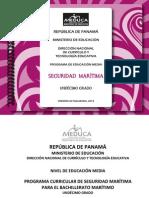 SEG MARITIMA 11°2013