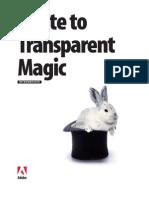 Lectii Photoshop - Transparenta Din Alb
