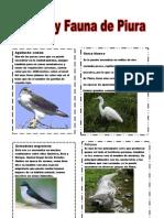 Flora y Fauna de Piura