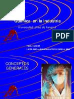 Temas Selectos de Quimica i