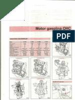 2 Manual Taller Corsab Motor Ohc x12sz.c12nz.c14nz.c14se