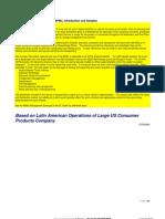 Example SAP BPML MasterList