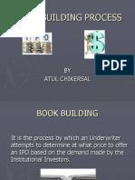Book Bulding Process