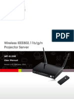 Brochure, VGA2WIFI, Edimax Wp-s1300_Manual