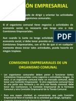 Comision Empresarial BLiberia