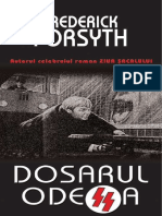 Frederick Forsyth Dosarul Odessa