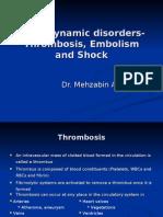 Hemodynaic Disorders- II