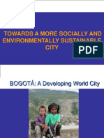 TOWARDS A MORE SOCIALLY AND ENVIRONMENTALLY SUSTAINABLE CITY.ppt
