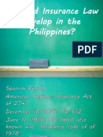 Law of Insurance in the Philippines