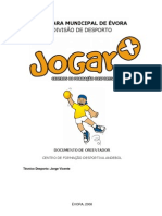 Documento Orientador Andebol