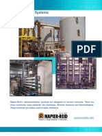 Demineralization Systems - Brochure