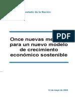 Once Medidas Para Nuevo Modelo Crecimiento.docw