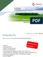 15 - Ceragon - IP-10G EMS Backup.ppt
