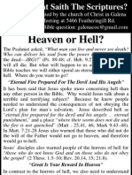 2010.03.31 - Heaven and Hell