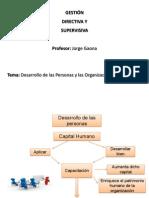 Desarrollo de Las Personas y Organizaciones