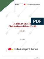 La Biblia de Audi Casi-2.0.1