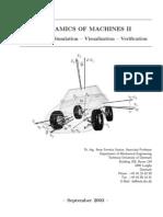 Dynamics of Machines - Part I - IfS