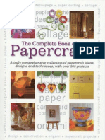The Complete Book of Papercrafts