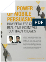 The Power Of Mobile Persuasion