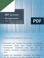 ERP Assignments