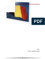 Belgia -Prezentare ecomomica