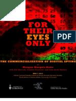 For Their Eyes