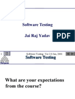 Software Testing (Satyam) by Jai Raj Yadav.ppt